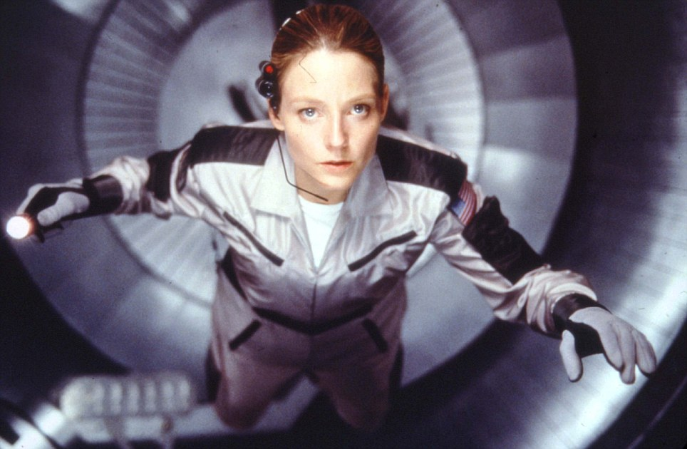 "Films: ""Contact"" (1997) Starring Jodie Foster"