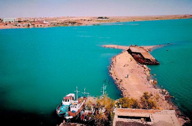Lago Balkhash