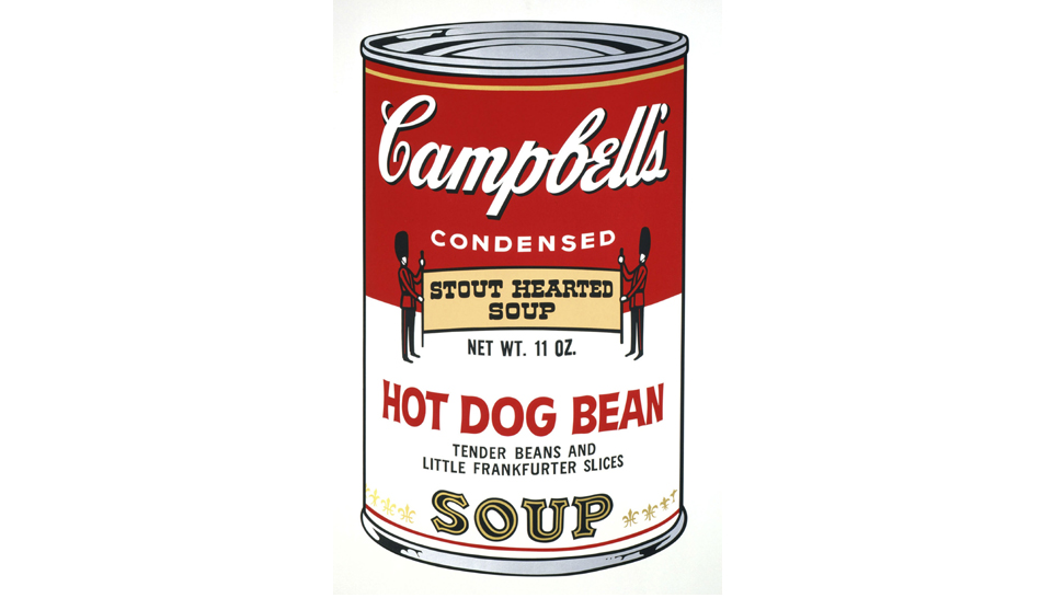 Las 10 obras más famosas de Andy Warhol