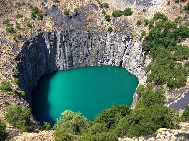 Man-Made Hole