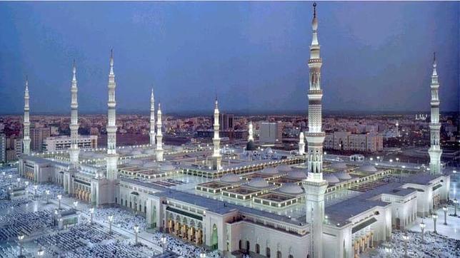 Mezquita Al-Masjid an-Nabawi