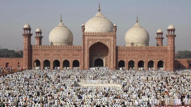 Mezquita Badshahi
