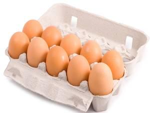7. Sustituto de los huevos