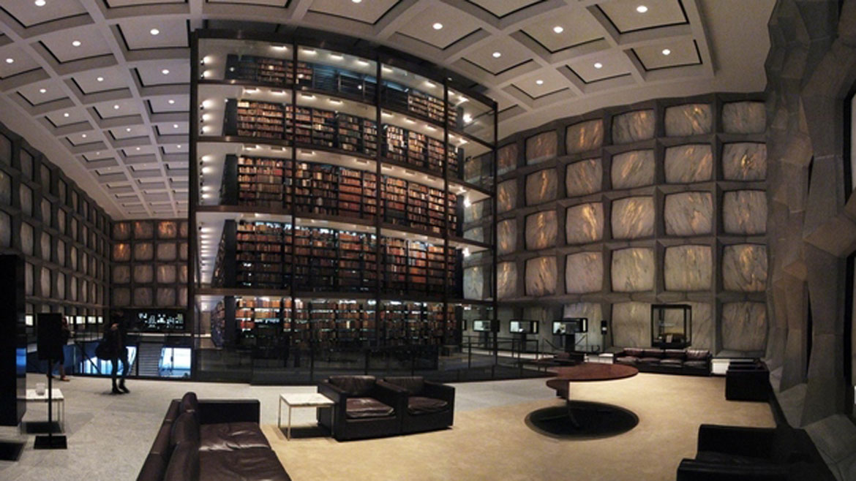 Biblioteca Beinecke de libros raros y manuscritos