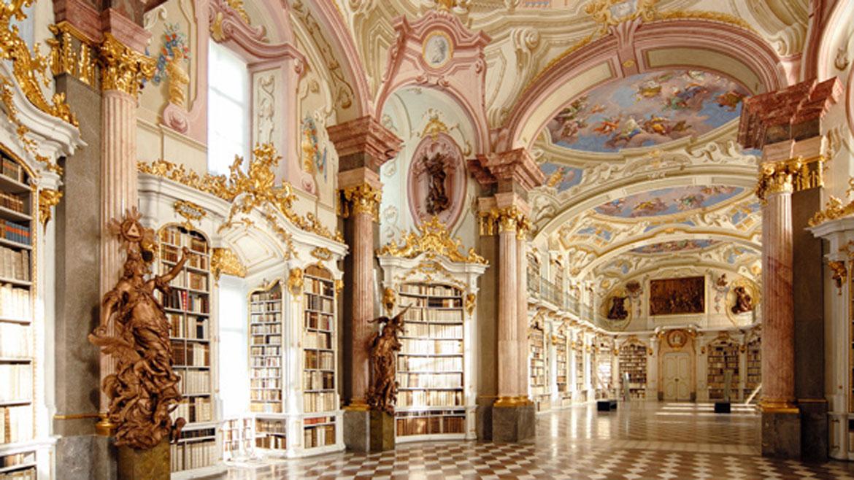 Biblioteca del Monasterio de Admont
