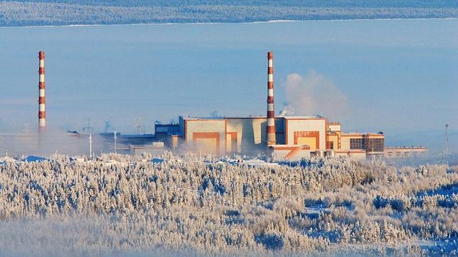 Central nuclear de Kola