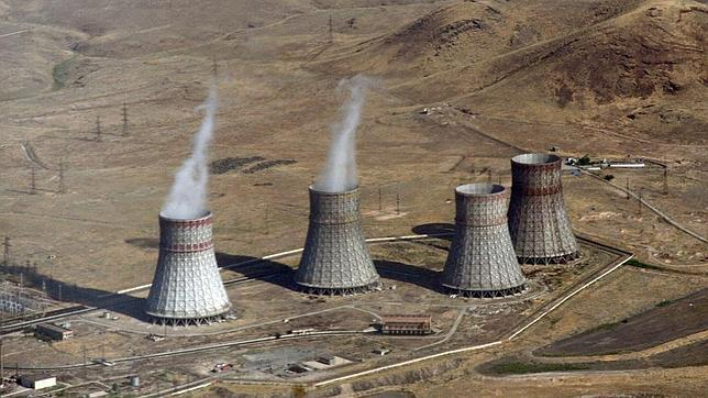 Central nuclear de Metsamor