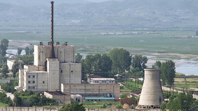 Complejo nuclear de Yongbyon