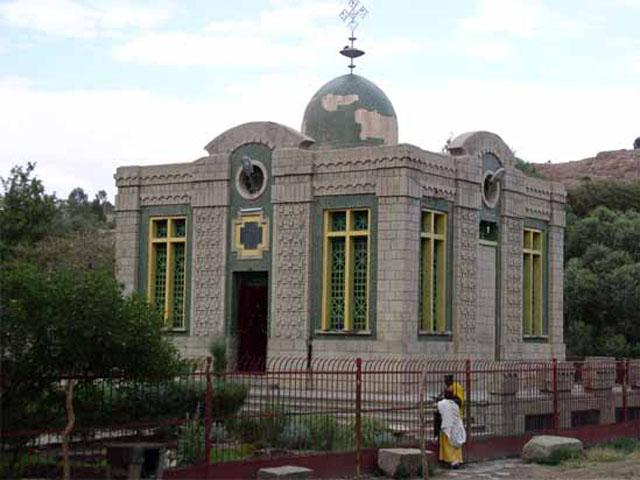 Iglesia de Nuestra Señora María de Sión