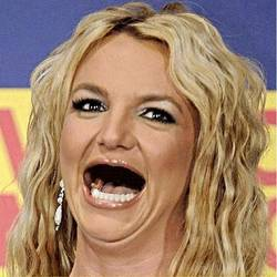 1. Britney Spears