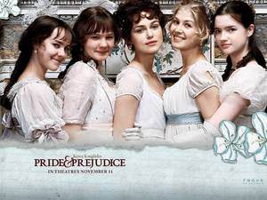 1. Pride and Prejudice