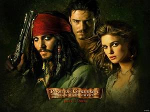 6. Piratas del Caribe- el cofre de la Muerte