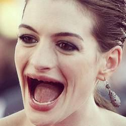 7. Anne Hathaway