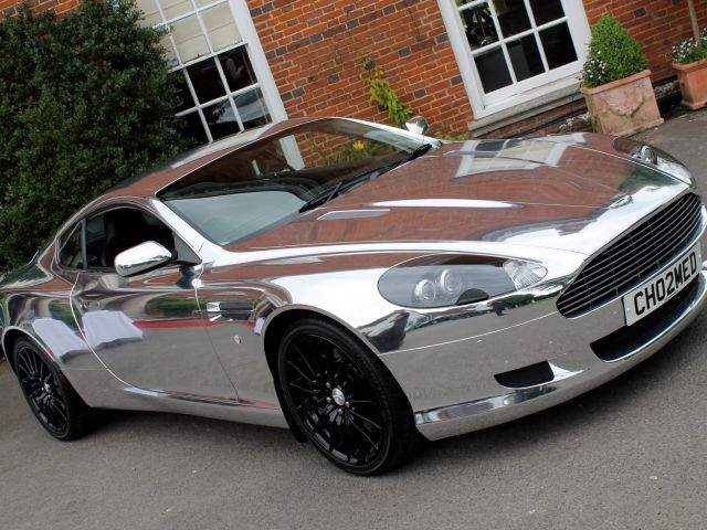 Chrome Aston