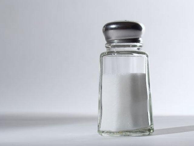 Consumir menos sal