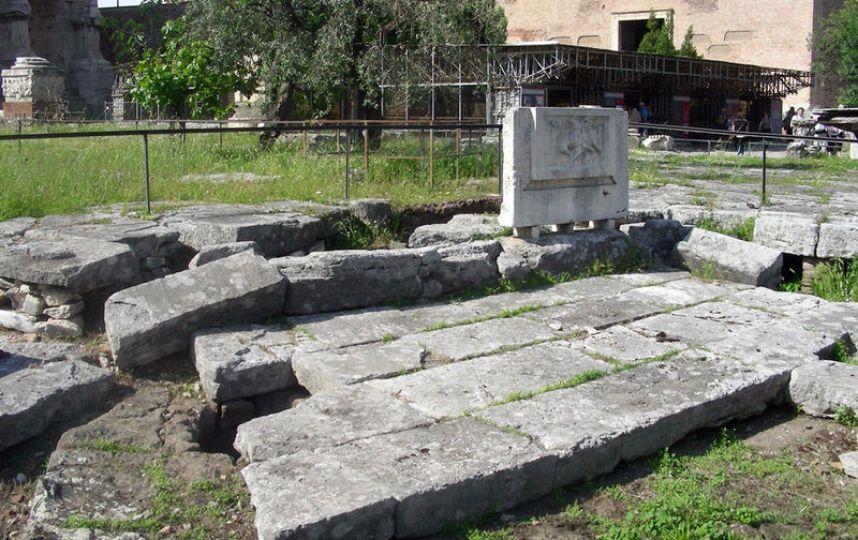 Lacus Curtius