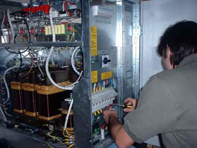 Técnico electrónico