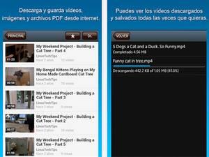 Las 10 mejores aplicaciones Android para descargar videos