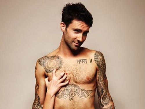 Los 10 hombres más sensuales del 2013