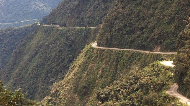 Camino a Los Yungas