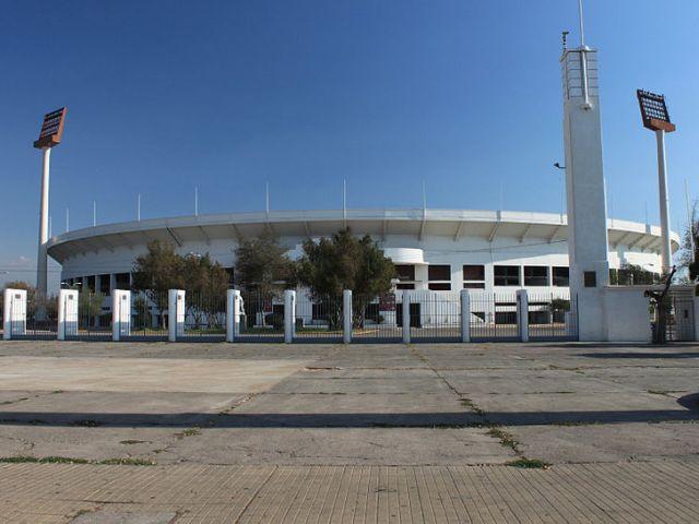 Estadio Julio Martínez Prádanos ´Nacional´