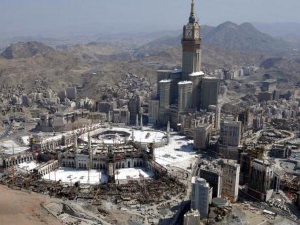 Mecca Torre Reloj