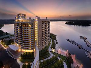 1. Bay Lake Tower at Disney's contemporary resort
