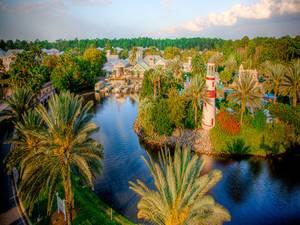 2. DisneyÔÇÖs Old Key West Resort