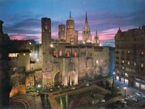 6. Barrio G+¦tico de Barcelona