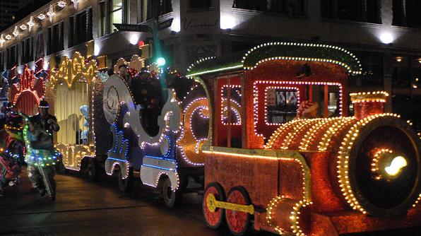 Fotos De La Navidad En Estados Unidos.Los 10 Mejores Desfiles De Navidad En Estados Unidos