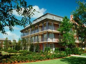 8. DisneyÔÇÖs Port Orleans Resort ÔÇô French Quarter