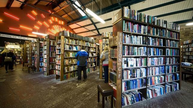 Las 10 librer as m s bellas del mundo - Libreria bardon madrid ...
