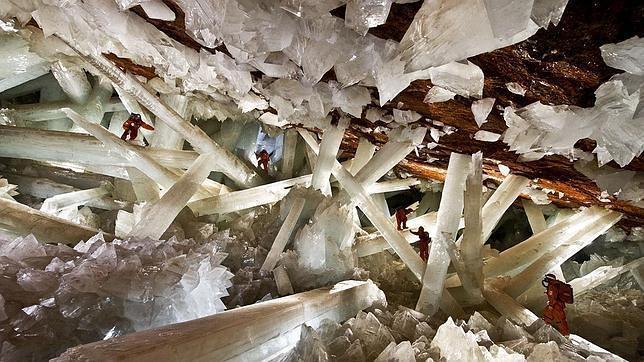 Cueva de los Cristales Gigantes