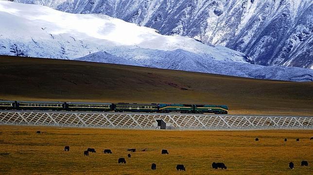 De China al Tíbet
