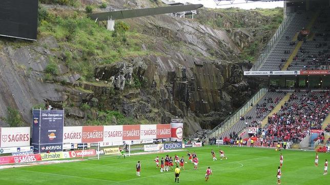 Estadio AXA de Braga