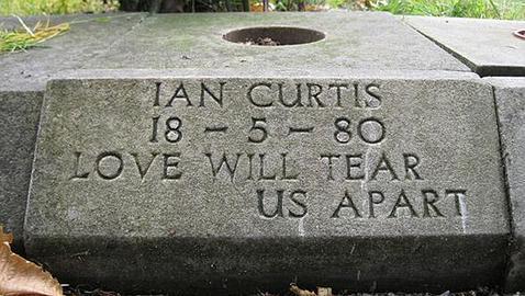 Ian Curtis