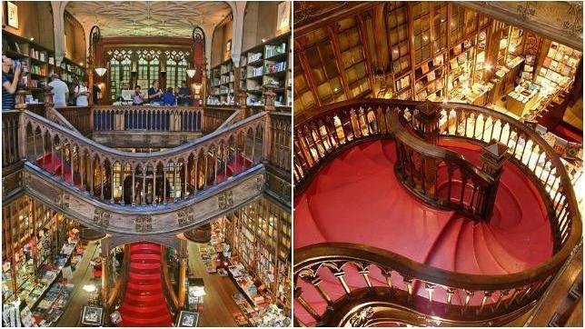 Librería Lello e Irmão