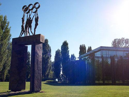 Museo Olímpico de Lausana