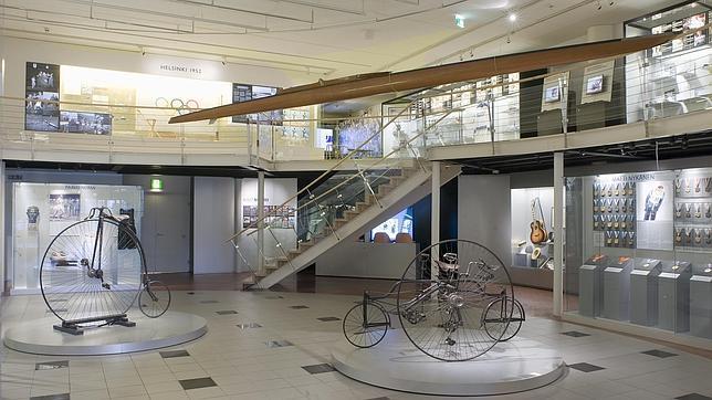Museo del deporte de Finlandia