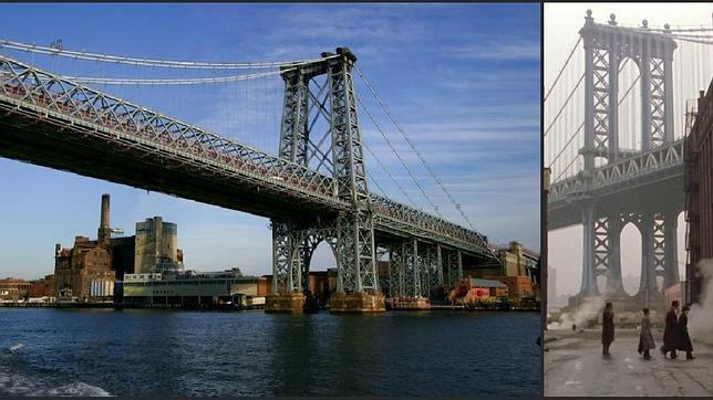 Los 10 puentes de película más famosos del mundo