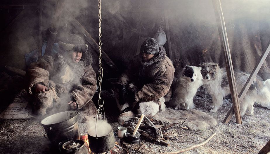 Tribu Chukchi
