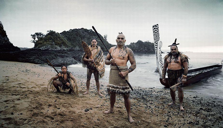 Tribu Maori