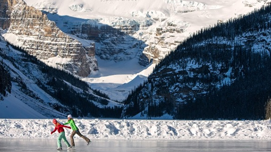 lago Louise en Canadá