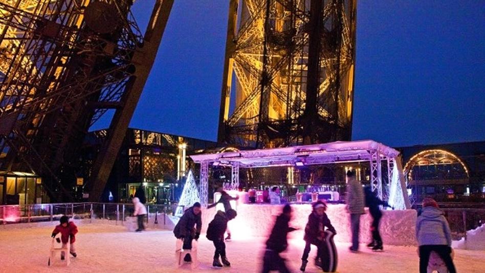 pista de la Torre Eiffel