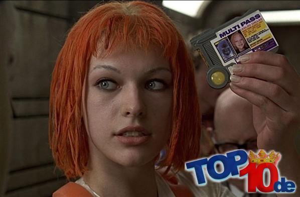 Las 10 mejores películas de Milla Jovovich