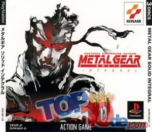 1.  Metal Gear Solid