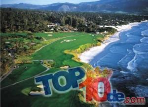 Los 10 mejores campos de Golf en el mundo