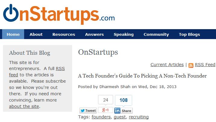 Las 10 mejores webs para emprendedores