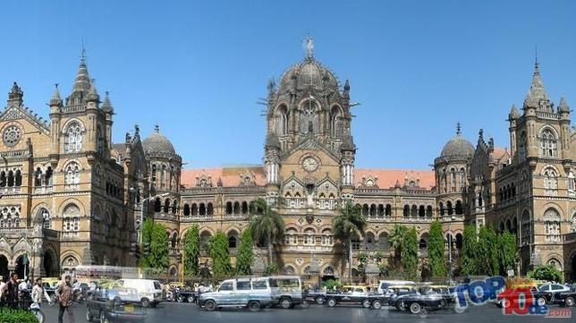 Estación Chhatrapati Shivaji