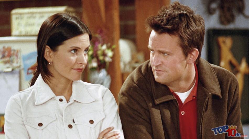 Mónica y Chandler